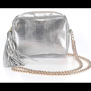 Victoria's Secret Crossbody Bag With Chain